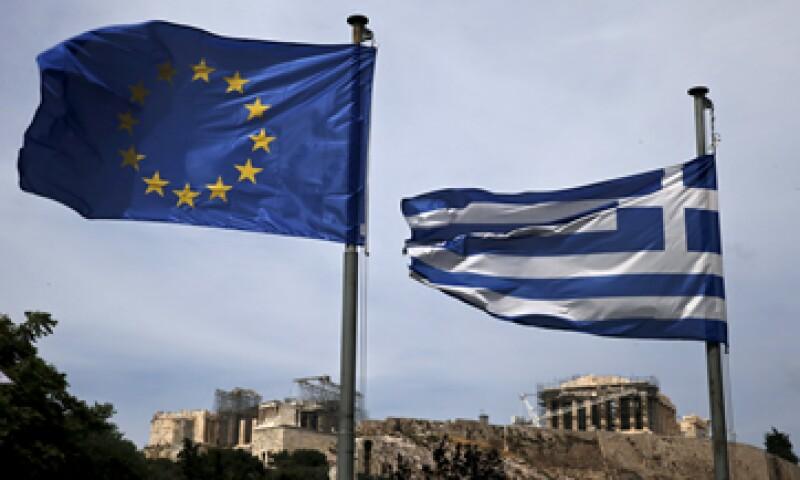 Grecia reclama que se desbloqueen financiamientos que permitan relanzar la economía griega. (Foto: Reuters )