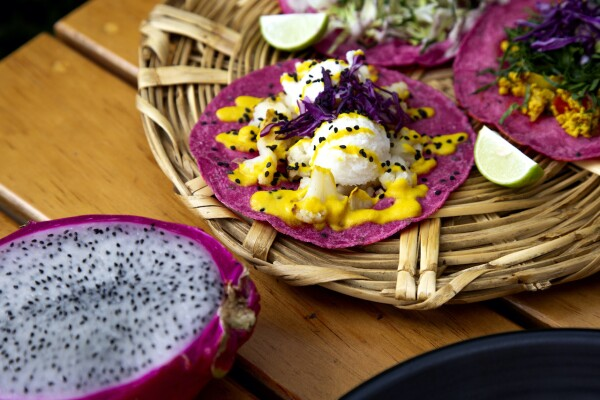 La Pitahaya Vegana
