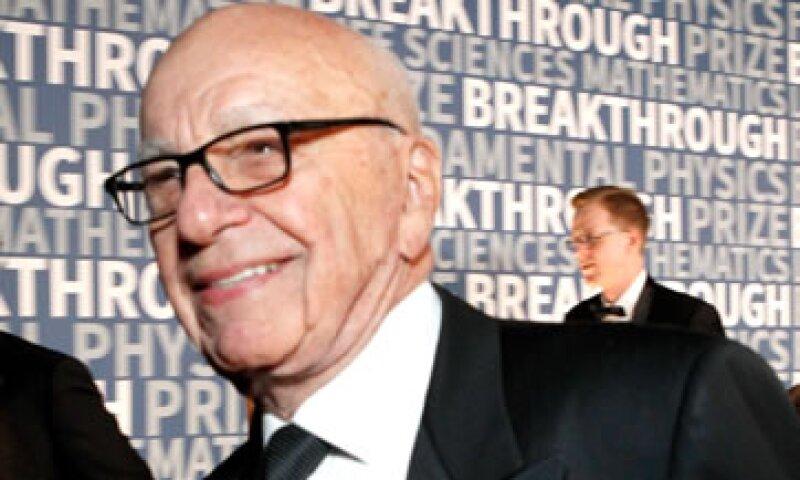Murdoch expresó en su cuenta de Twitter que habrá una división en Tribune Publishing, como se ha venido especulando en años recientes (Foto: Getty Images/Archivo )