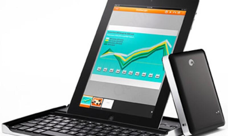 Para equipar tu iPad, los expertos recomiendan comprar más memoria, así como un estuche y un teclado. (Foto: Cortesía Fortune)