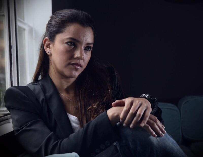 La última aparición de la actriz en la pantalla chica fue con la serie `El Octavo Mandamiento´.