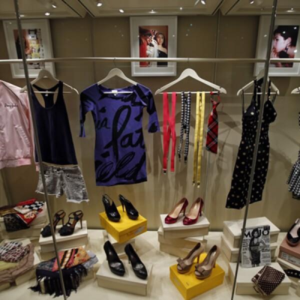 La exhibición nació cuando la familia Winehouse donó al museo uno de los vestidos de Amy.
