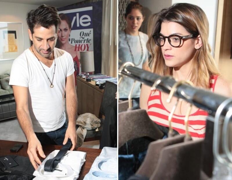 Eréndira Ibarra, Iliana Fox, Irene Azuela, entre otras personalidades fueron citadas por la revista InStyle para elegir los atuendo que lucirán en la alfombra roja de la muestra cinematográfica.