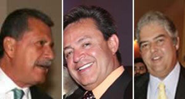 Enrique Jackson, Carlos Peralta y Pablo Funtanet son algunos de los clientes del lugar.