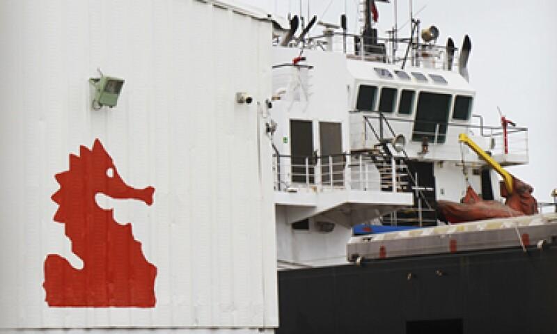 Oceanografía está actualmente en concurso mercantil.  (Foto: Reuters)