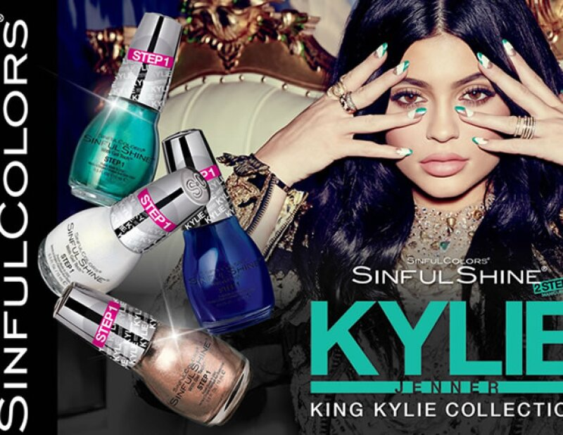Kylie Jenner x Sinful Colors