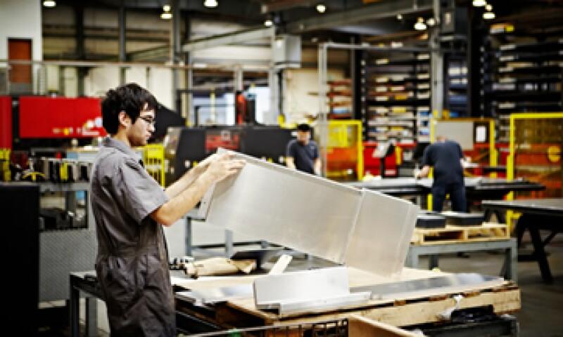 El índice que mide el empleo en el sector manufacturero de NY también registró una baja a 11.25 puntos.  (Foto: Getty Images)