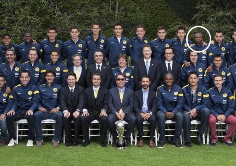 Chucho Benítez fue un jugador clave para que el Club América se coronara campeón el torneo pasado.