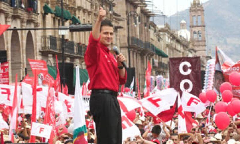 Enrique Peña Nieto fue gobernador del Estado de México entre 2005 y 2011. (Foto: Enrique Peña Nieto.com)