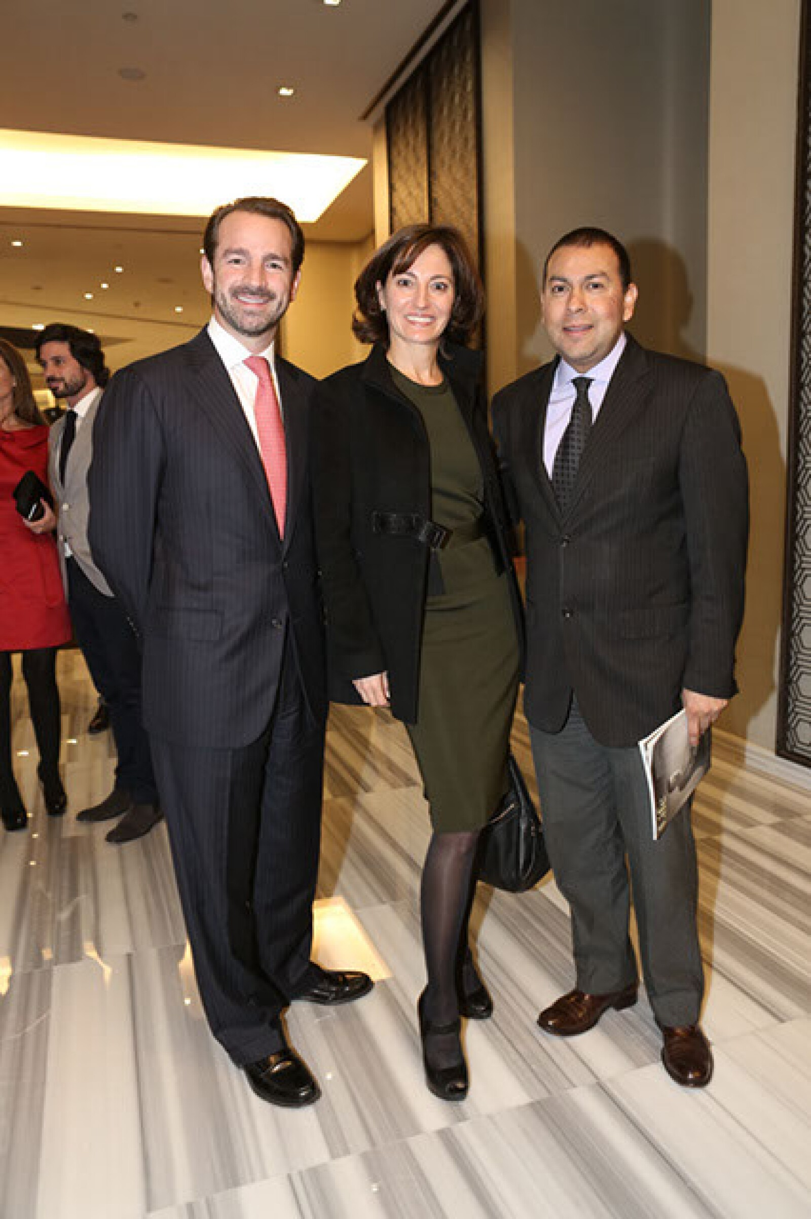 Neal Tritton,Sandra Chollet,Héctor Ávila