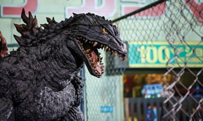 Godzilla, un clásico del cine japonés, ha sido bien recibida en mercados internacionales. (Foto: Getty Images)