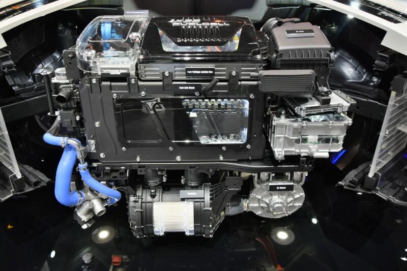 Hyundai camiones eléctricos