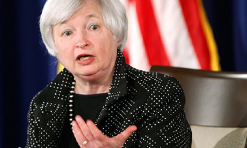 Yellen aclaró que por el momento no hay necesidad de desvíar el enfoque de su política monetaria. (Foto: Reuters)