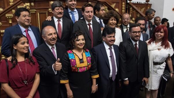 Alcaldes CDMX