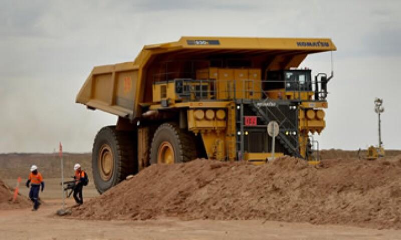 Varios proyectos mineros en el país han sido suspendidos en los últimos años por protestas. (Foto: AFP )