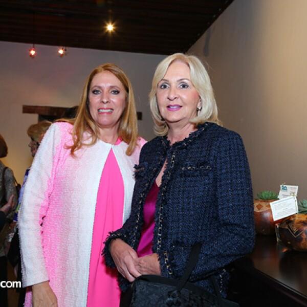 Magie Ortiz y Jenny Soto