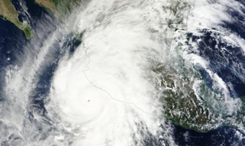 Patricia es el huracán más intenso en la historia de México, según la Conagua. (Foto: Reuters )