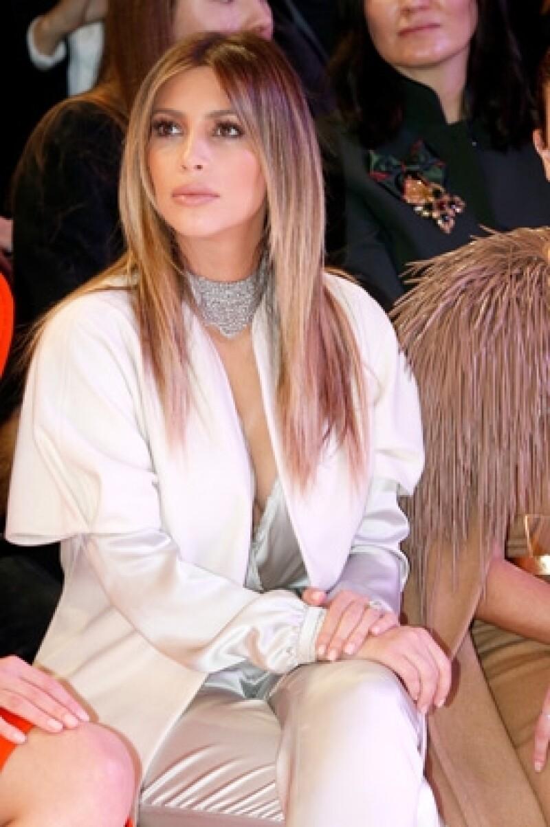 Kim sueña con ser portada de la revista Vogue.