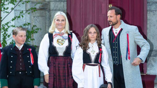 Príncipes de Noruega