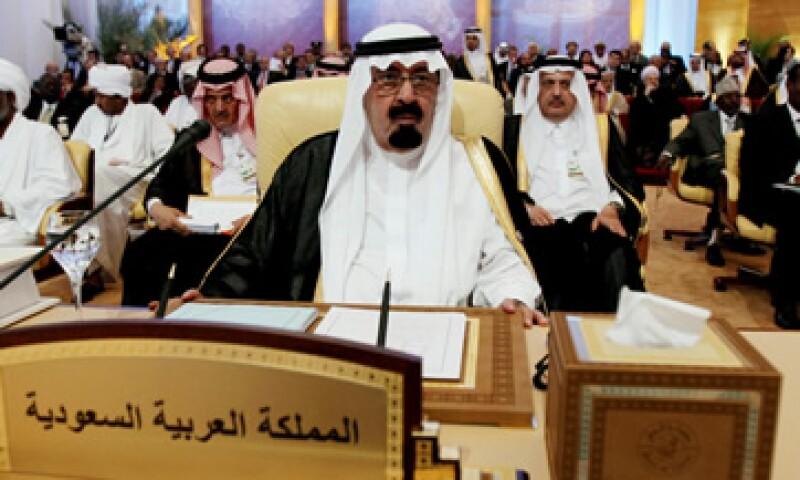 Abdullah reinaba Arabia Saudita desde 2005. (Foto: Reuters)