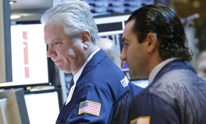 El miedo por la crisis de deuda ha contribuido a una debilidad de las acciones estadounidenses en los últimos meses. (Foto: Reuters)