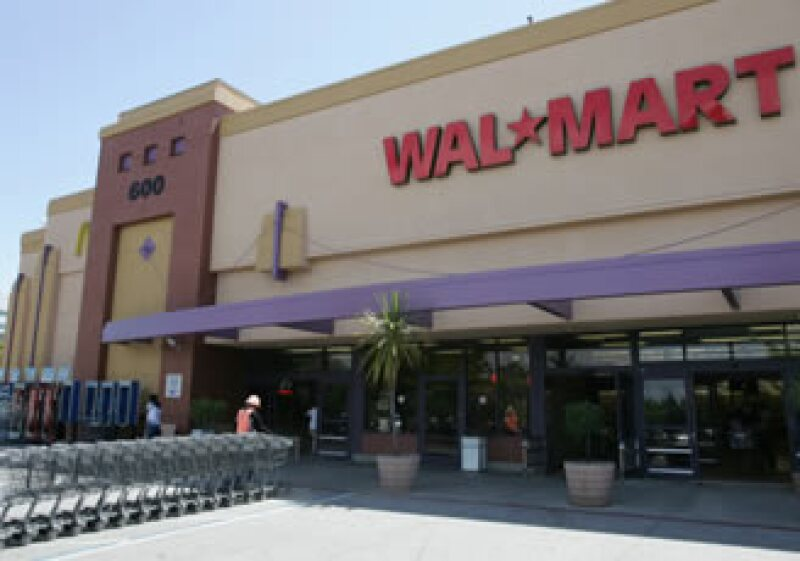 Wal-Mart de México creció 10% el año pasado, a pesar de la crisis. (Foto: Archivo AP)