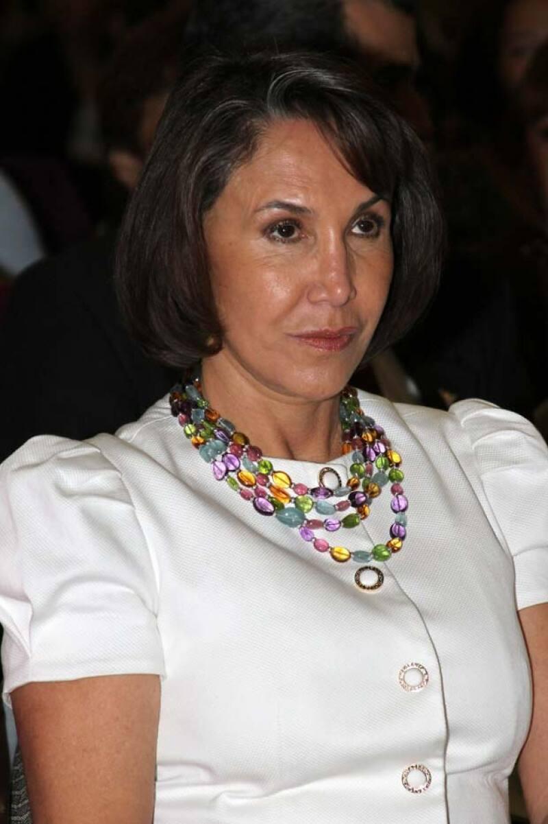 En una entrevista para un programa brasileño, la viuda de Chespirito aseguró que Rubén Aguirre la pretendía.