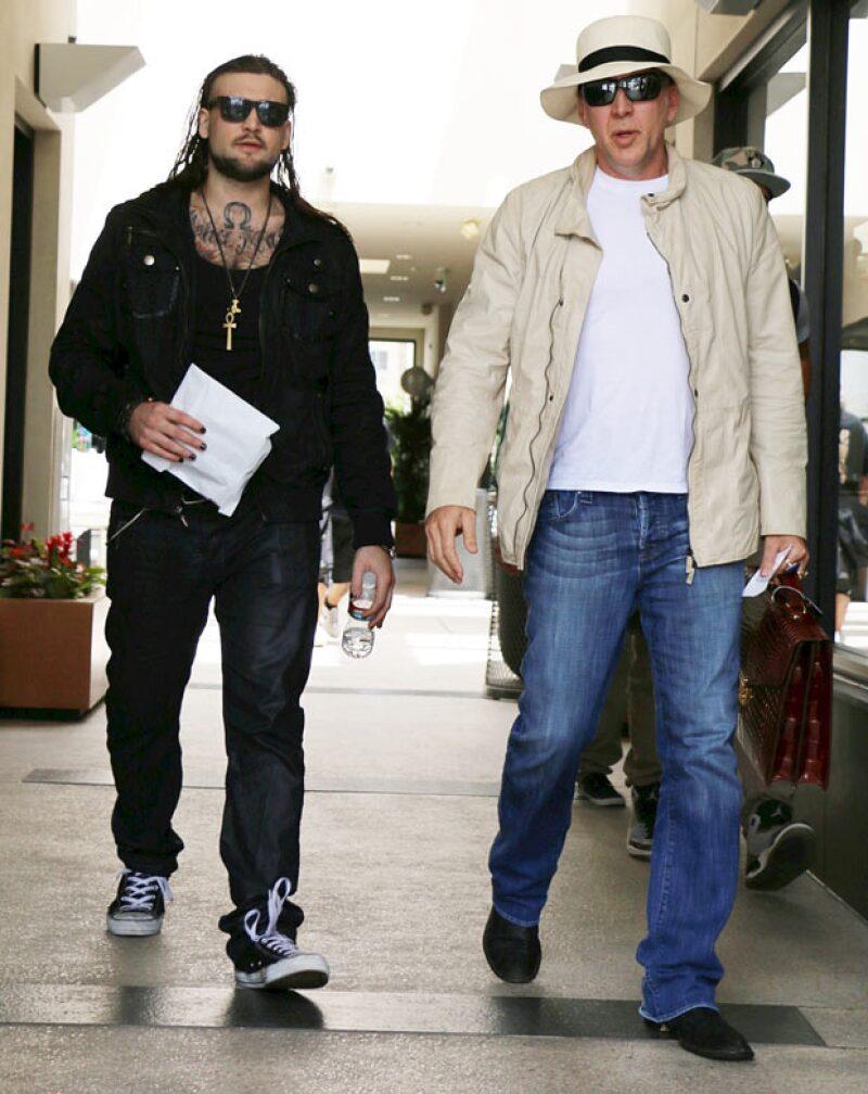 A sus 24 años, el hijo mayor del actor hollywoodense ha tenido una vida difícil luego de tener problemas con el alcohol y un divorcio, además de constantes transformaciones físicas.