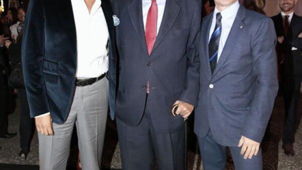 Rafael Nieto,José María Blanco,Tony Batlo