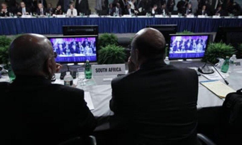 Los países del G20 representan el 85% de la producción global. (Foto: AP)