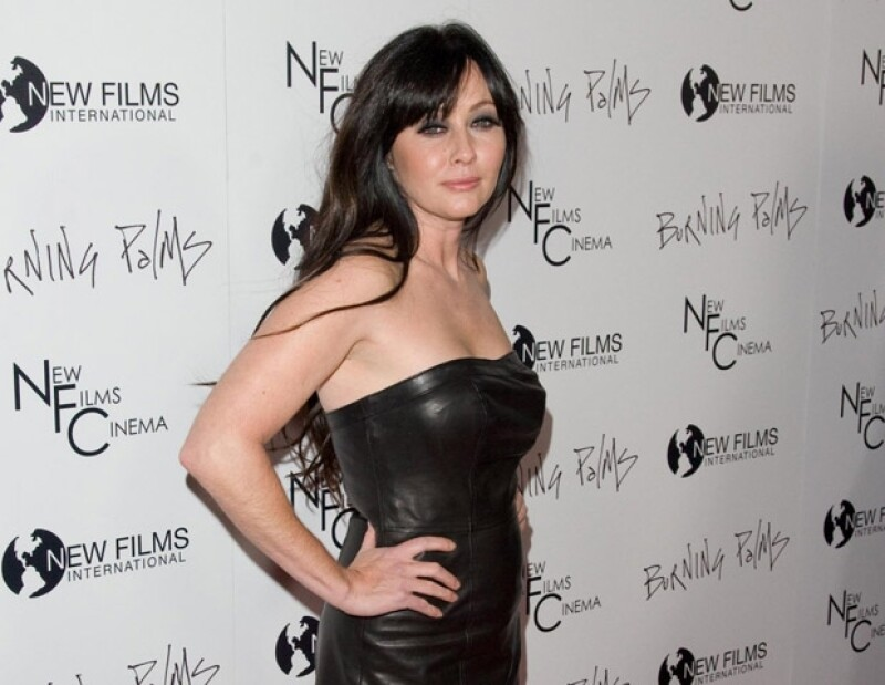Shannen Doherty no sólo ha protagonizado pleitos en el set, también en su vida diaria la han señalado como muy conflictiva.