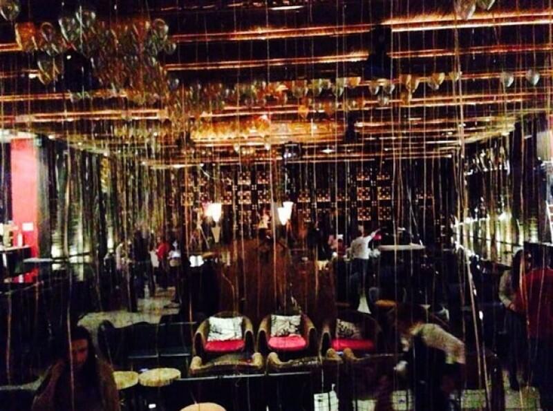 La fiesta de realizó en el Joyroom de Antara.