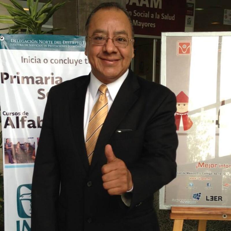 El exdiputado local buscará llegar a la Asamblea Constituyente por la vía independiente.