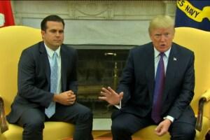 Así es como Donald Trump puso en aprietos al gobernador de Puerto Rico