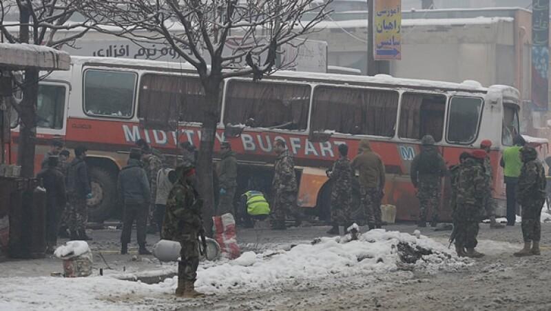 Afganistan ataque taliban en kabul
