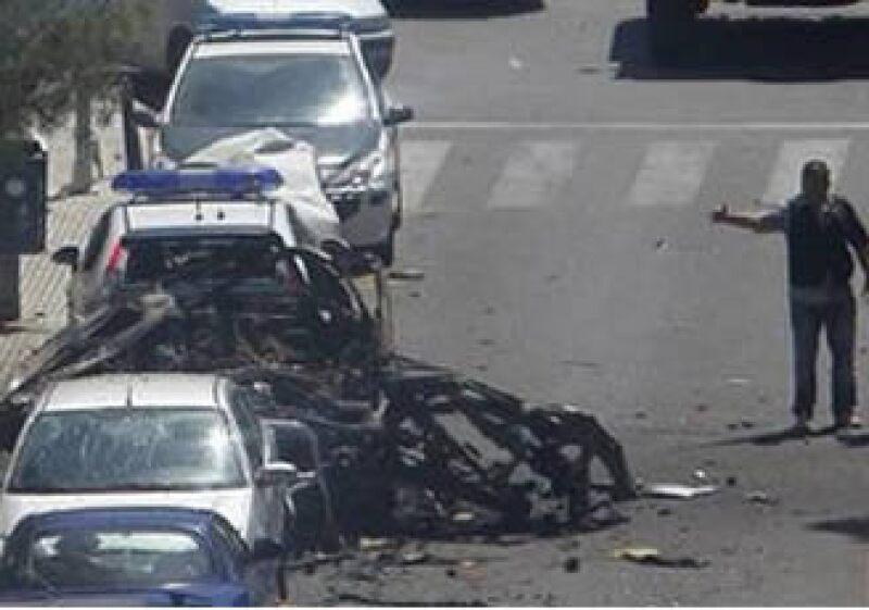 El atentado en Mallorca es imputado a la ETA, a quienes se les atribuyen 800 muertes en los últimos 40 años. (Foto: Reuters)