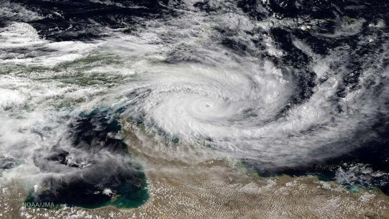 ita, ciclón