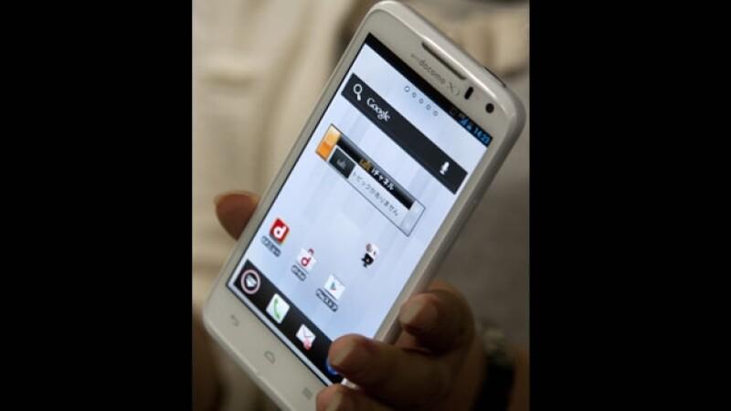 Docomo smartphone