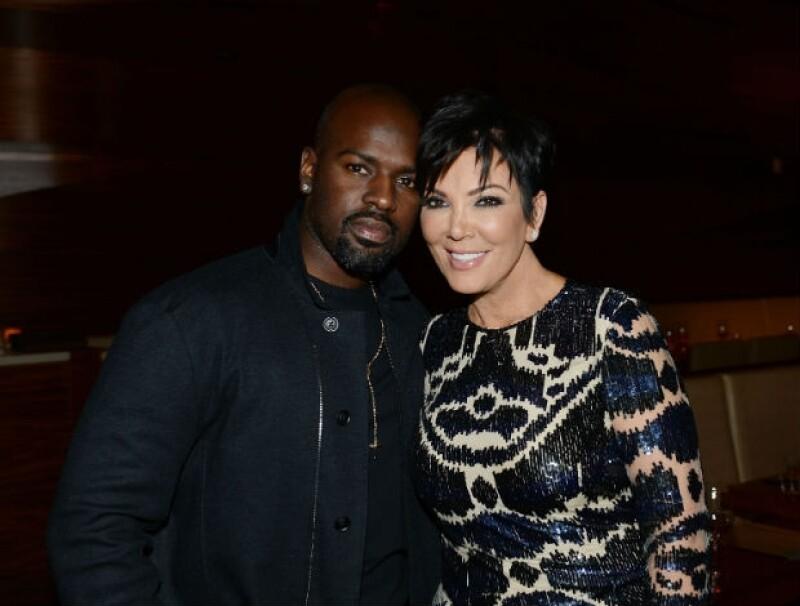 Después de su separación definitiva de Bruce Jenner, la matriarca del clan Kardashian finalmente apareció con su nuevo amor durante su reciente fiesta de cumpleaños.
