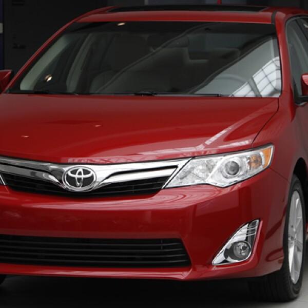 El Camry fue el auto de lujo más vendido en 2011, con 4,167 unidades.
