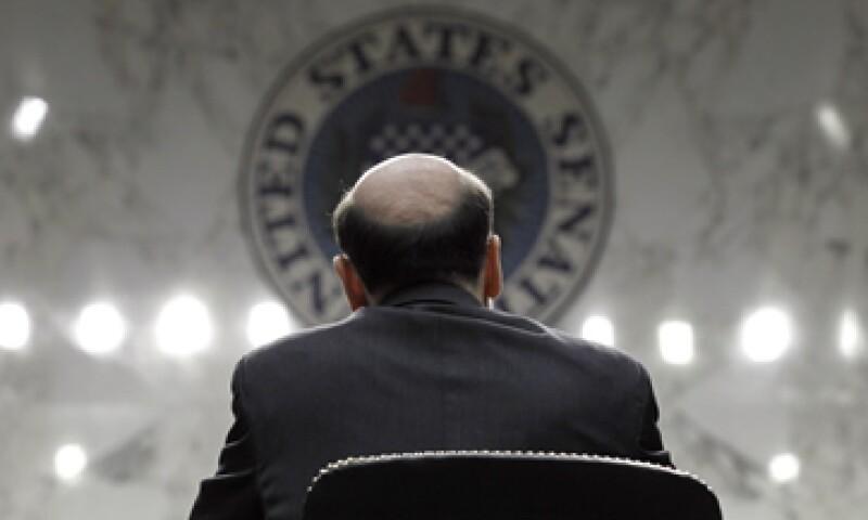 Bernanke no puede ser obligado a declarar en el juicio, dice el Departamento de Justcia. (Foto: AP)