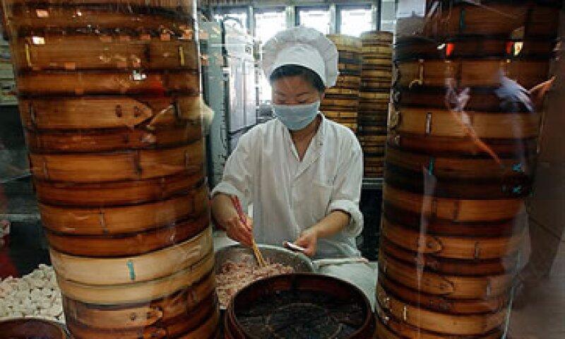 Los servicios representan alrededor del 43% del PIB de China.  (Foto: AP)