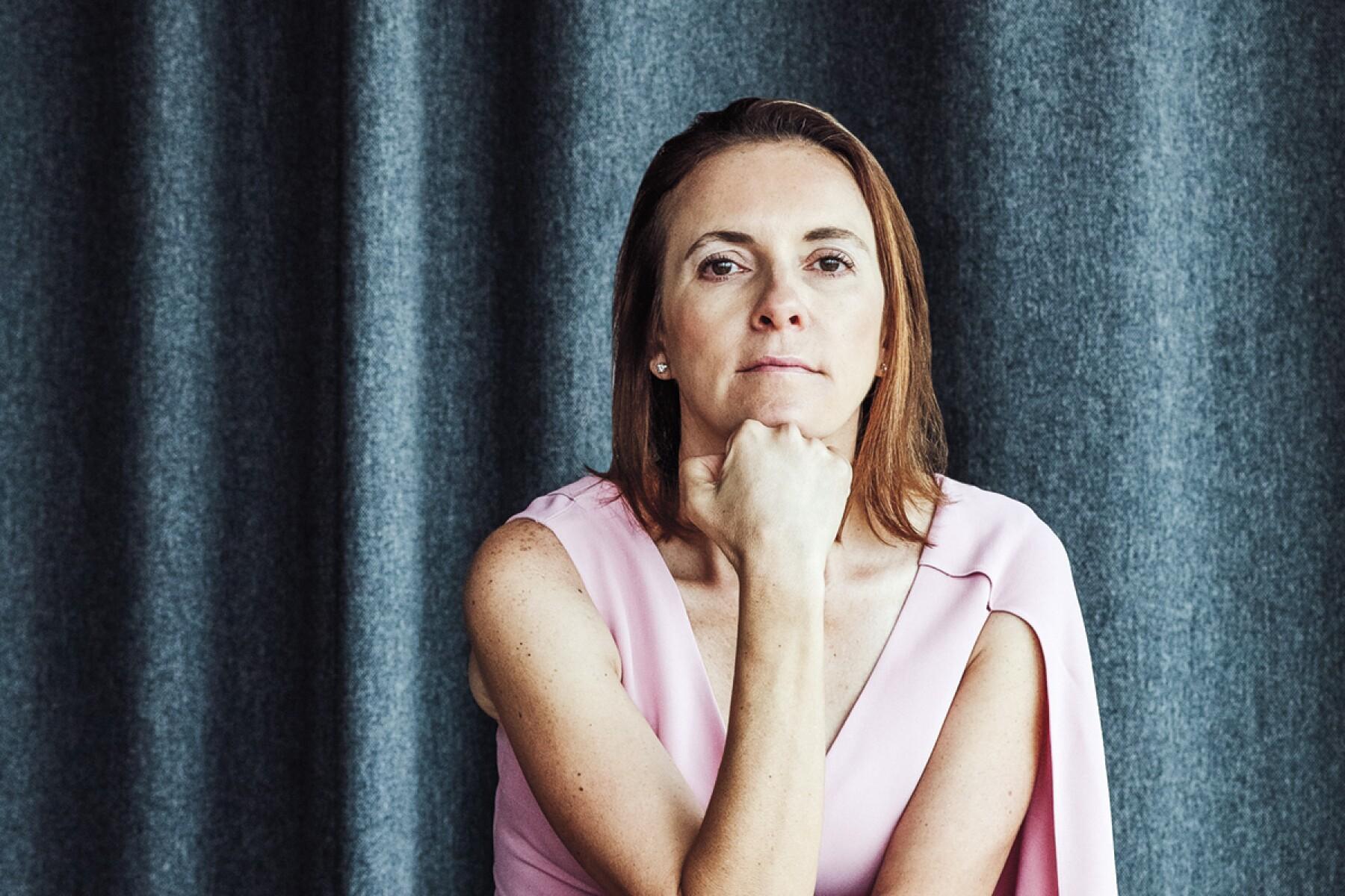 Xochilt Balzola-Widmann, directora de Facebook México