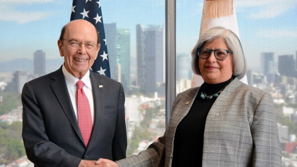 México Estados Unidos patente convenio