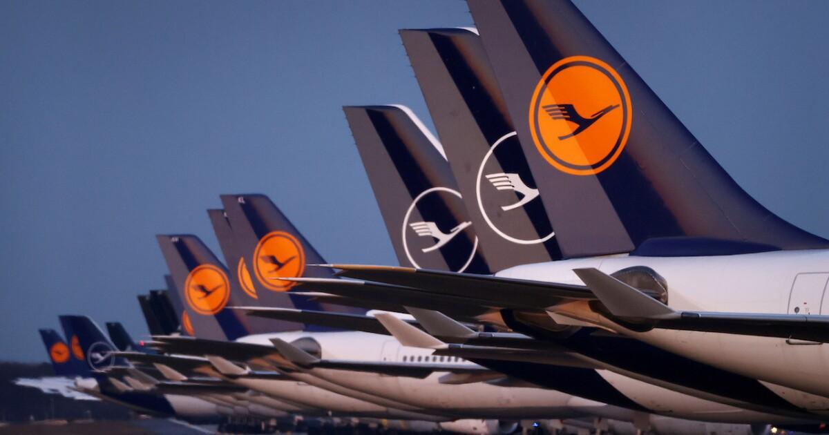 Lufthansa reactivará una cuarta parte de sus vuelos con la Ciudad de México