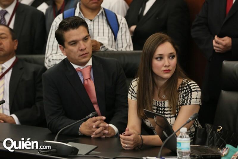 Desde hace unos días el rumor de un posible divorcio entre la actriz y Gerardo Islas se volvió fuerte, es ahora que ella habla al respecto y da su versión.