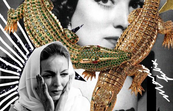 Cartier-Maria-Felix-Collar-Cocodrilos