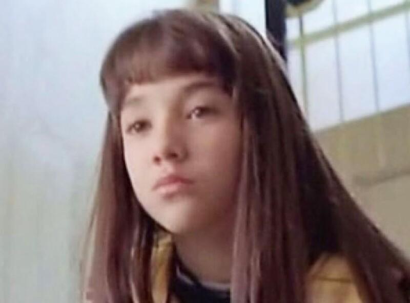 Sherlyn en la película Elisa antes del fin del mundo, 1997.