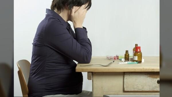 depresion embarazo medicinas antidepresivos