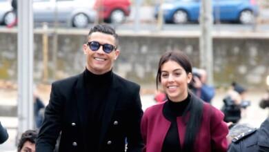 Christiano Ronaldo, Georgina Rodriguez